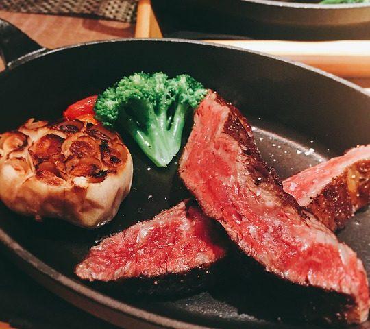 ribeye meat