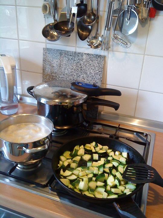 готвене под налягане