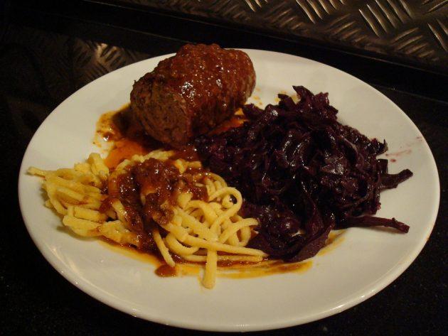 странни немски храни с месо