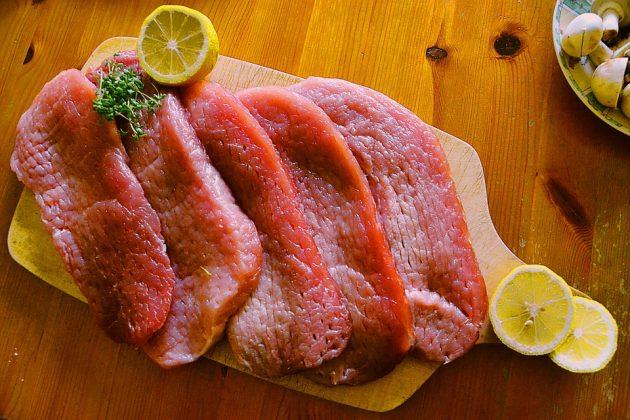 италиански ястия със свинско месо